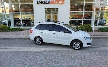 foto Volkswagen Suran 1.6 Trendline usado (2014) color Blanco Cristal precio $430.000