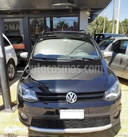 Volkswagen Suran Cross 1.6 Highline usado (2014) color Negro precio $510.000