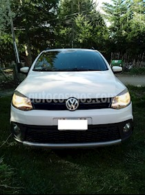 Volkswagen Suran Cross 1.6 Highline usado (2013) color Blanco precio $465.000