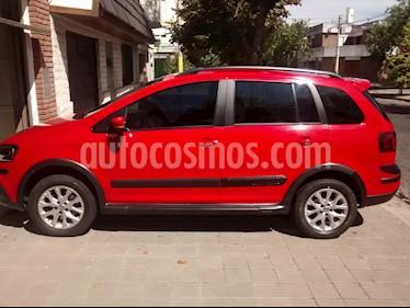 Foto venta Auto usado Volkswagen Suran Cross 1.6 Highline (2014) color Rojo precio $290.000