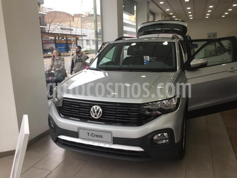 Volkswagen T-Cross Trendline nuevo color Gris precio $1.858.000