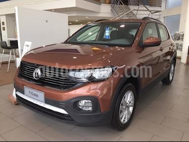 Volkswagen T-Cross Trendline nuevo color Bronce precio $1.087.000