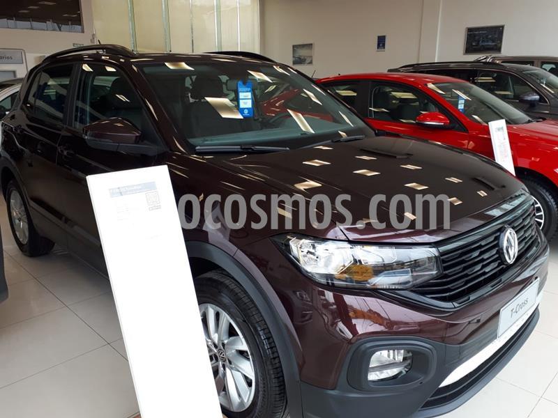 Volkswagen T-Cross Trendline nuevo color Bronce precio $1.859.900