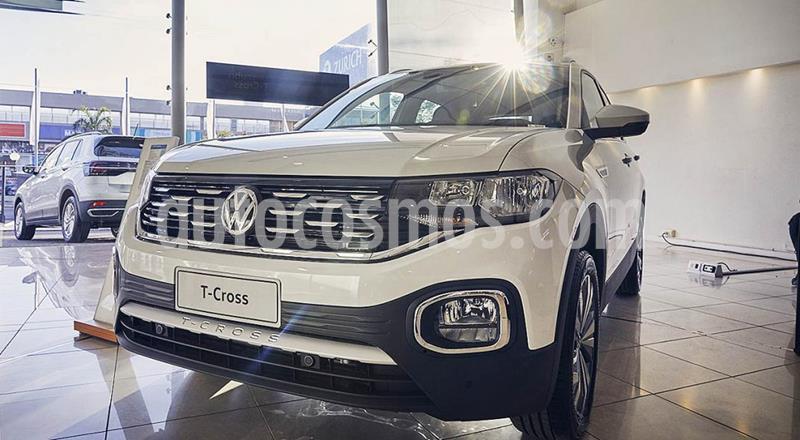 Volkswagen T-Cross Trendline nuevo color Blanco precio $1.858.450