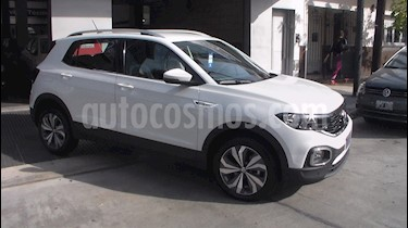 Volkswagen T-Cross Highline Aut usado (2020) color Blanco precio $1.899.900