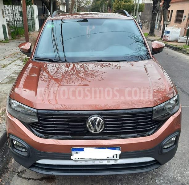 Volkswagen T-Cross Trendline usado (2020) color Marron precio $1.950.000
