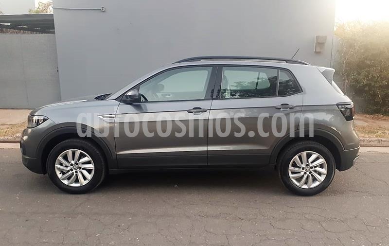 Volkswagen T-Cross Comfortline Plus Aut usado (2020) color Gris Platino precio $1.950.000