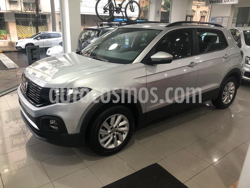 Foto Volkswagen T-Cross Trendline nuevo color Gris Platino precio $1.925.000