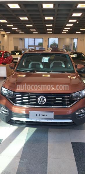 Volkswagen T-Cross Highline Aut nuevo color A eleccion precio $2.929.999