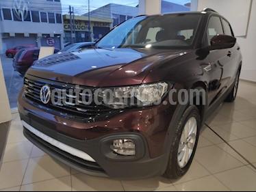 Volkswagen T-Cross Comfortline nuevo color Bronce precio $1.225.000
