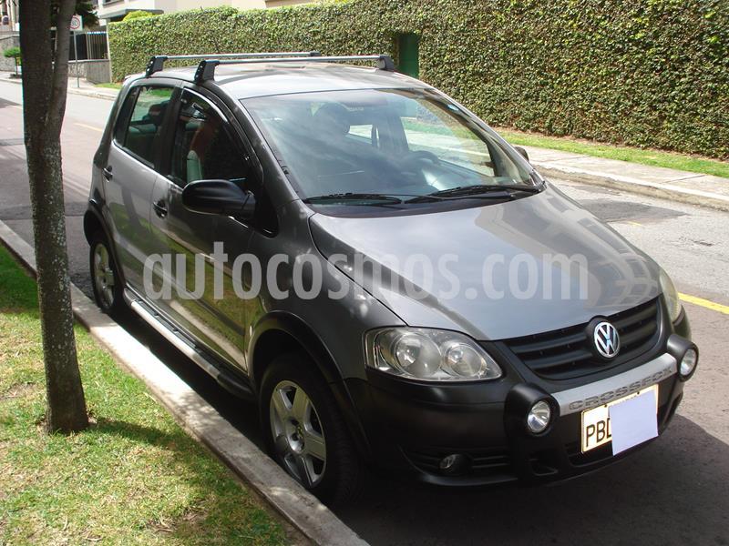 Volkswagen T-Cross 1.6L Comfortline usado (2008) color Gris precio u$s10.900