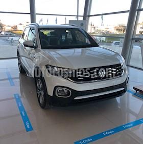 Foto venta Auto usado Volkswagen T-Cross Highline Aut (2019) color Blanco precio $550.000