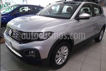 Volkswagen T-Cross Trendline Edicion de Lanzamiento Aut. nuevo color Plata Reflex precio $350,990