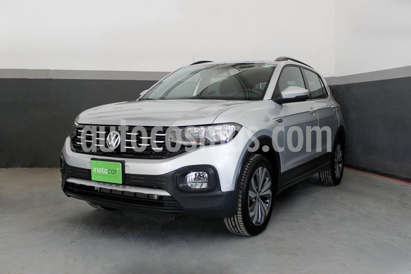 Volkswagen T-Cross Comfortline Aut. usado (2020) color Plata Dorado precio $360,000