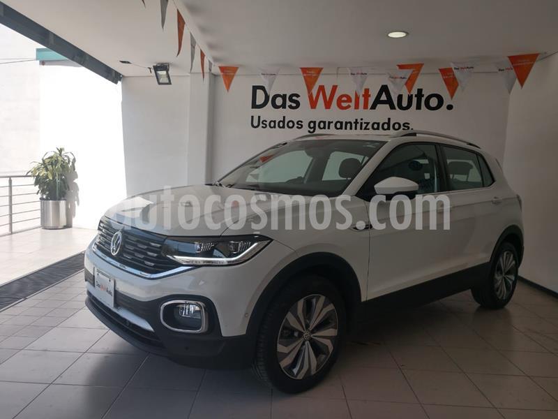 Volkswagen T-Cross Highline Aut. usado (2020) color Blanco precio $389,000