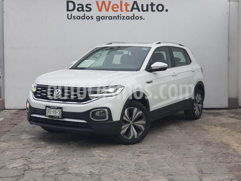 Volkswagen T-Cross Highline Aut. usado (2020) color Blanco precio $390,000