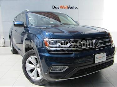 Foto venta Auto usado Volkswagen Teramont Comfortline Plus (2018) color Azul Metalico precio $669,000