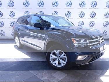 Foto venta Auto usado Volkswagen Teramont Comfortline Plus (2019) color Azul Metalico precio $699,000
