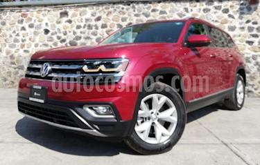 Foto venta Auto usado Volkswagen Teramont Comfortline Plus (2019) color Rojo precio $689,000