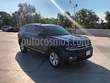Foto venta Auto usado Volkswagen Teramont Comfortline Plus (2019) color Azul Metalico precio $710,000