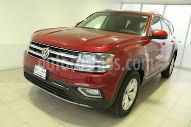 Foto venta Auto usado Volkswagen Teramont Comfortline Plus (2019) color Rojo precio $700,000