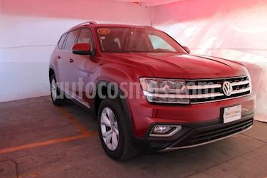 foto Volkswagen Teramont Comfortline Plus usado (2019) color Vino Tinto precio $642,300