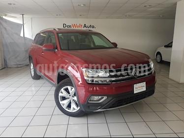 Foto venta Auto usado Volkswagen Teramont Comfortline Plus (2019) color Rojo precio $699,900