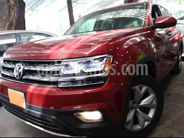 Foto venta Auto usado Volkswagen Teramont Comfortline (2019) color Rojo precio $559,800