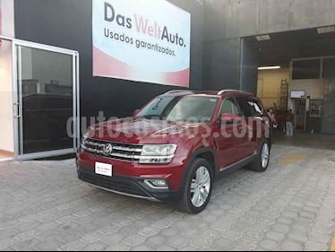 Volkswagen Teramont Highline usado (2019) color Rojo precio $656,026
