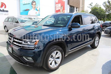 Volkswagen Teramont Comfortline Plus usado (2019) color Azul precio $649,000