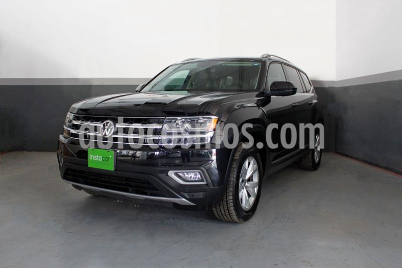 Volkswagen Teramont Comfortline usado (2019) color Negro precio $728,611