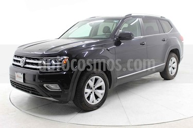 Volkswagen Teramont 5p Comfortline V6/3.6 Aut usado (2019) color Negro precio $649,000