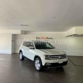 Volkswagen Teramont 5p Highline V6/3.6 Aut usado (2019) color Blanco precio $829,000