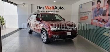 Volkswagen Teramont Comfortline Plus usado (2019) color Rojo precio $679,000