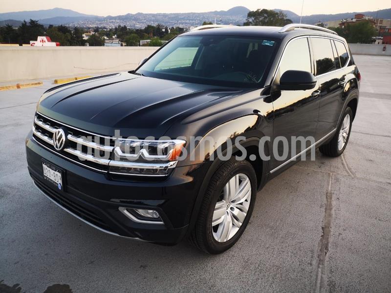 Volkswagen Teramont Highline usado (2019) color Negro Profundo precio $730,001