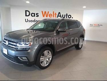 Volkswagen Teramont 5p Highline V6/3.6 Aut usado (2019) color Gris precio $743,500