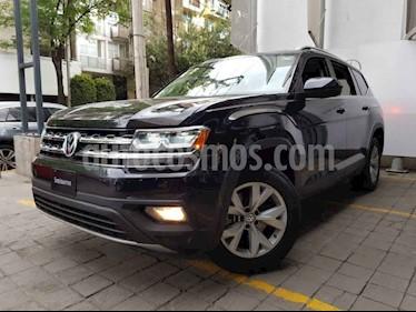 Volkswagen Teramont 5p Comfortline V6/3.6 Aut usado (2019) color Negro precio $515,000