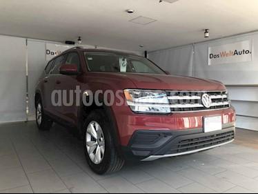 Volkswagen Teramont 5p Trendline L4/2.0/T Aut usado (2019) color Rojo precio $560,000