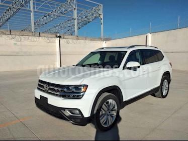 Volkswagen Teramont 5p Highline V6/3.6 Aut usado (2019) color Blanco precio $728,000