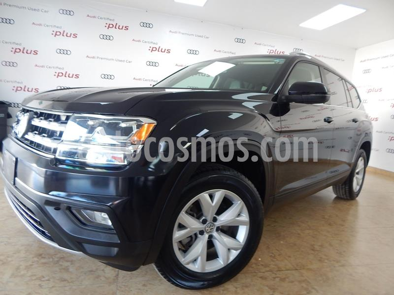 Volkswagen Teramont Comfortline usado (2019) color Negro precio $620,000