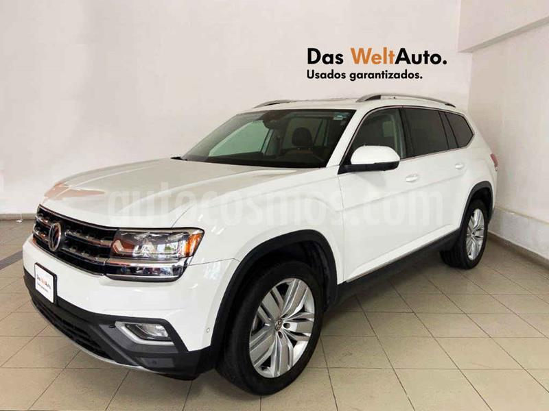Volkswagen Teramont Highline usado (2019) color Blanco precio $697,436