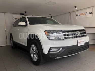 Volkswagen Teramont 5p Comfortline Plus V6/3.6 Aut usado (2019) color Blanco precio $680,000