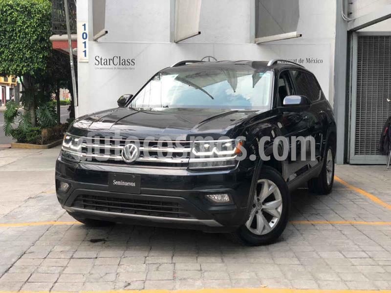 Volkswagen Teramont Comfortline usado (2019) color Gris precio $530,000