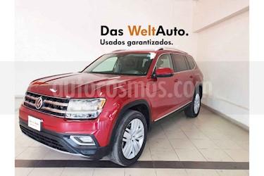 Volkswagen Teramont 5p Highline V6/3.6 Aut usado (2019) color Rojo precio $664,631