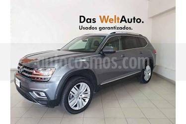Volkswagen Teramont 5p Highline V6/3.6 Aut usado (2019) color Gris precio $669,026