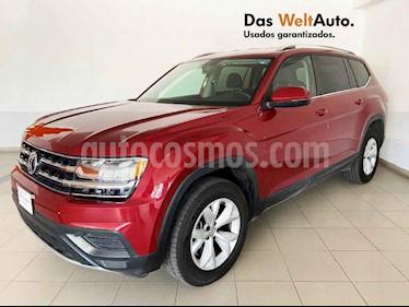 Volkswagen Teramont 5p Trendline L4/2.0/T Aut usado (2019) color Rojo precio $499,442