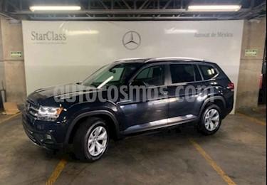 Volkswagen Teramont Comfortline usado (2019) color Negro precio $549,000