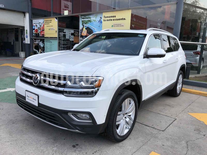 Volkswagen Teramont Highline usado (2019) color Blanco precio $670,000