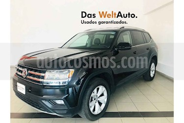 Volkswagen Teramont 5p Comfortline V6/3.6 Aut usado (2019) color Negro precio $569,027