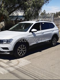 Volkswagen Tiguan 1.4L TSI Trendline 7A usado (2018) color Blanco Platinado precio $13.800.000